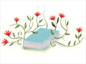 Book vines