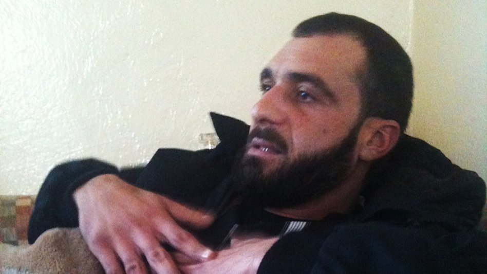 Syrian security forces shot Rabih al-Zain, a 30-year-old Syrian, while he was trying to help wounded civilians in Homs, Syria. Doctors and ordinary Syrians and Lebanese are helping treat the wounded, putting their own safety at risk. (NPR)