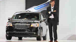 Chrysler President Olivier Francois reintroduced his company to the world at the 2011 Detroit Auto Show.