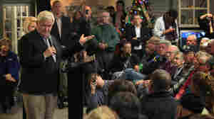 Under Attack, Gingrich Struggles To Regain His Stride In Iowa