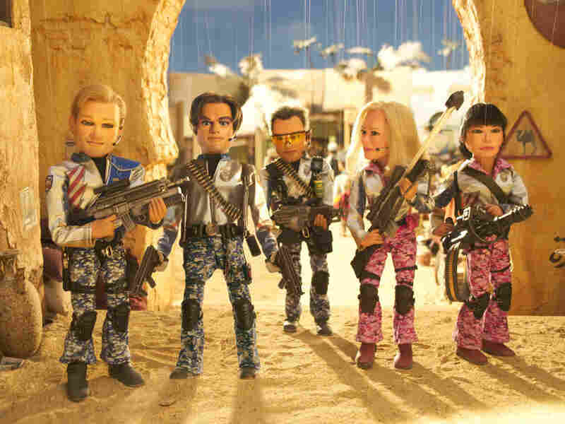 An international police force (of puppets) is tasked with saving the world in Team America, the 2004 movie from the creators of South Park.