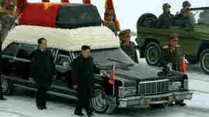 Weeping, Wailing And Imagery In Pyongyang For Kim Jong Il's Funeral