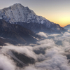 At 29,029 ft. above sea level, Mount Everest — also called Mount Chomolungma — is the highest mountain on Earth.