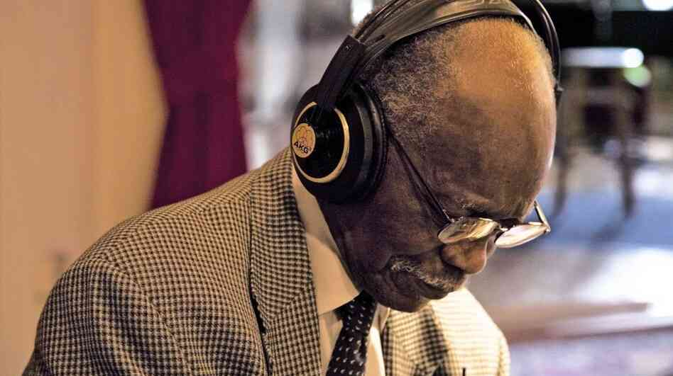 Hank Jones (pictured) and Charlie Haden's album, Come Sunday, comes out Jan. 10.