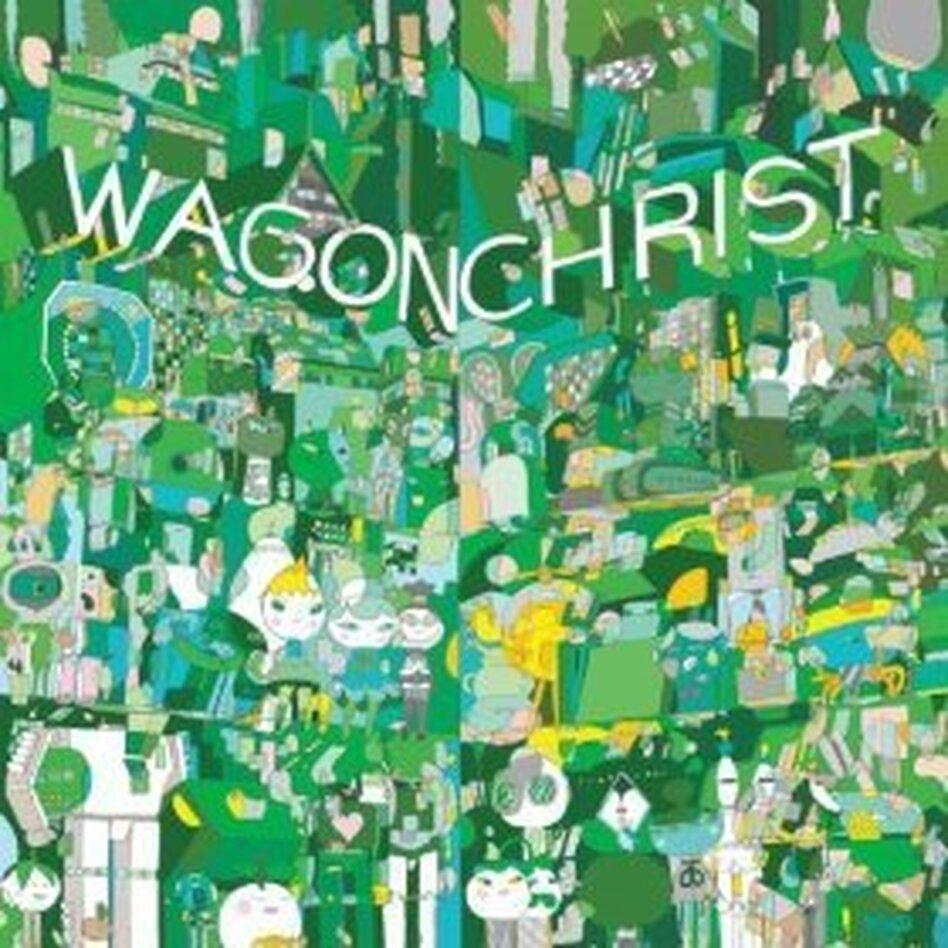 Wagon Christ Toomorrow cover.