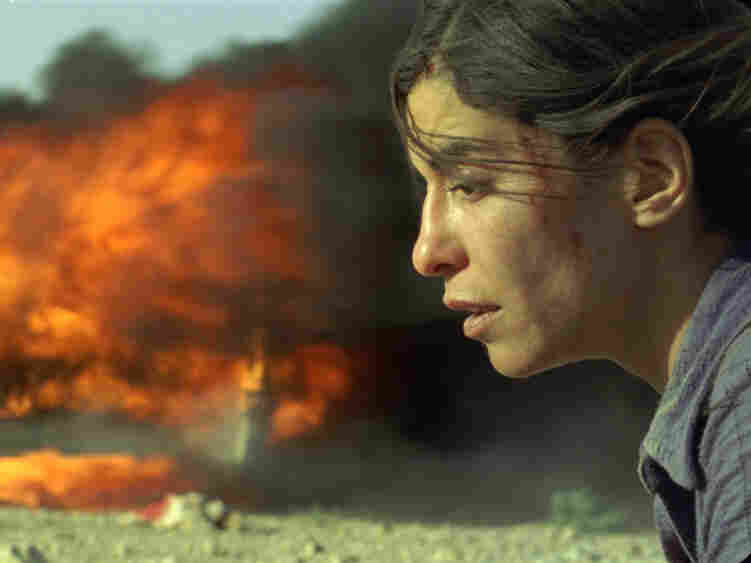 'Incendies': After the death of the widowed Nawal (Lubna Azabal), her adult children slowly discover the bitterness of her childhood in a country plagued by endless cycles of violence.