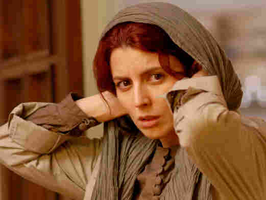 Leila Hatami as Simin in Asghar Farhadi's A Separation.