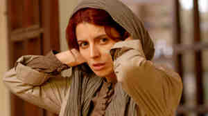 Leila Hatami as Simin in Asghar Farhadi's A Separation.