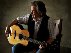 Guy Clark is a storyteller who carves songs out of quiet moments and marginal characters.