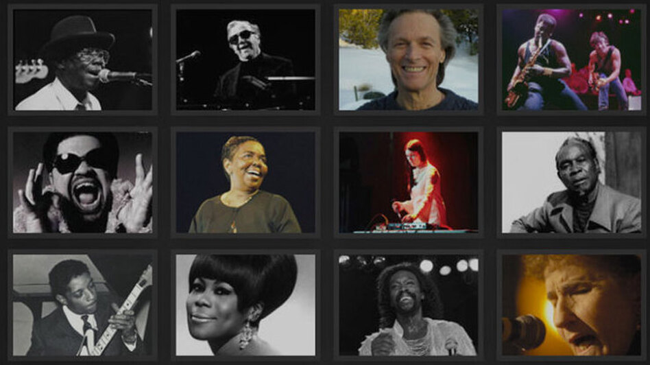 Explore NPR Music's interactive memorial to the musicians, songwriters and producers who died in 2011. (NPR)