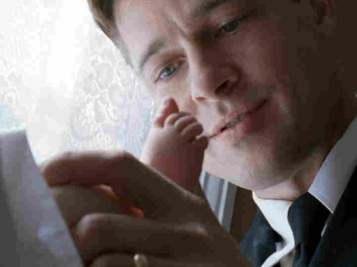 'Tree of Life': Brad Pitt plays an archetypal 1950s patriarch who loves his family — but can't help imposing his expectations on them.