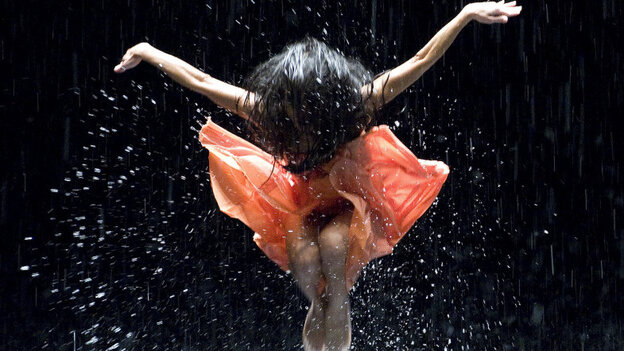 'Pina': German filmmaker Wim Wenders' 3-D dance documentary is a homage to influential German dancer and choreographer Pina Bausch, who died in 2009.