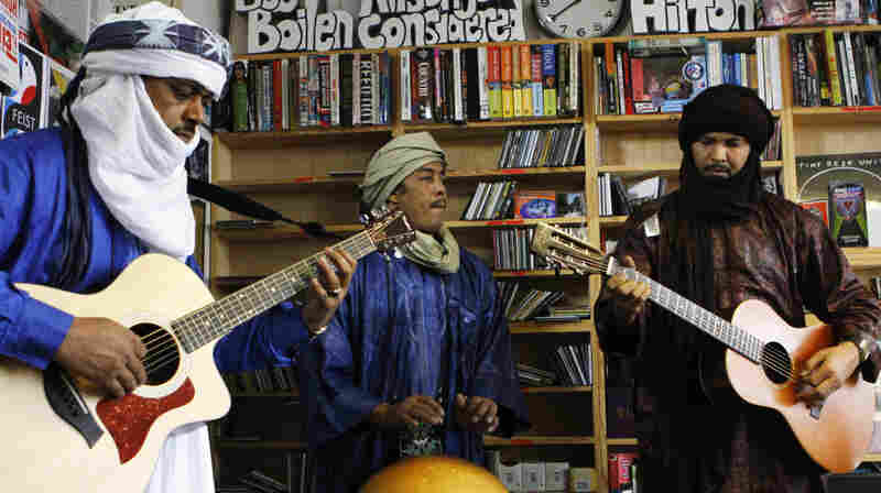 Tinariwen: Tiny Desk Concert
