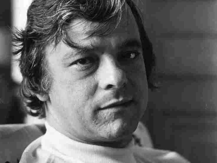 "Stephen Sondheim in 1974, the year after the premiere of his A Little Night Music, which includes ""Send in the Clowns."""