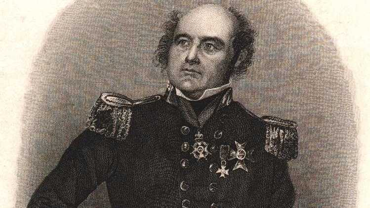 The Frozen Tale Of 'Lord Franklin'