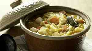 Haitians celebrate their independence from France on Jan. 1 each year with a traditional squash soup called soup joumou.