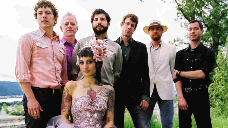 Y La Bamba is one of Alt.Latino's acts to watch for 2012.