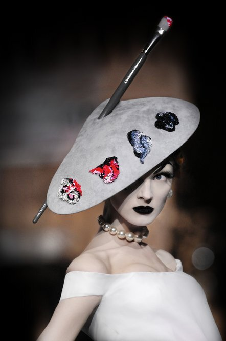 Milliner s Ode To Hats Topped With Timelessness   NPR 3c906a49ce7
