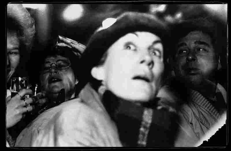 Bradenburg Gate #8, Berlin, Germany, New Year's Eve, 1989