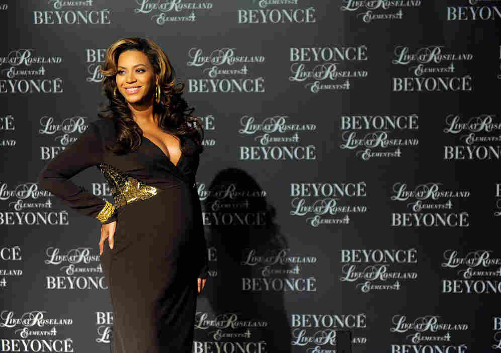 "During the 2011 MTV Video Music Awards in Los Angeles on Aug. 28, 2011, singer Beyonce Knowles rubbed her stomach in the middle of the performance to reveal her baby bump. ""Baby bump"" is one of the words on Lake Superior State University's list of banished words this year."