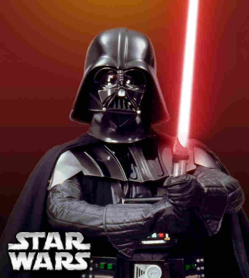 Darth Vader wallpaper.