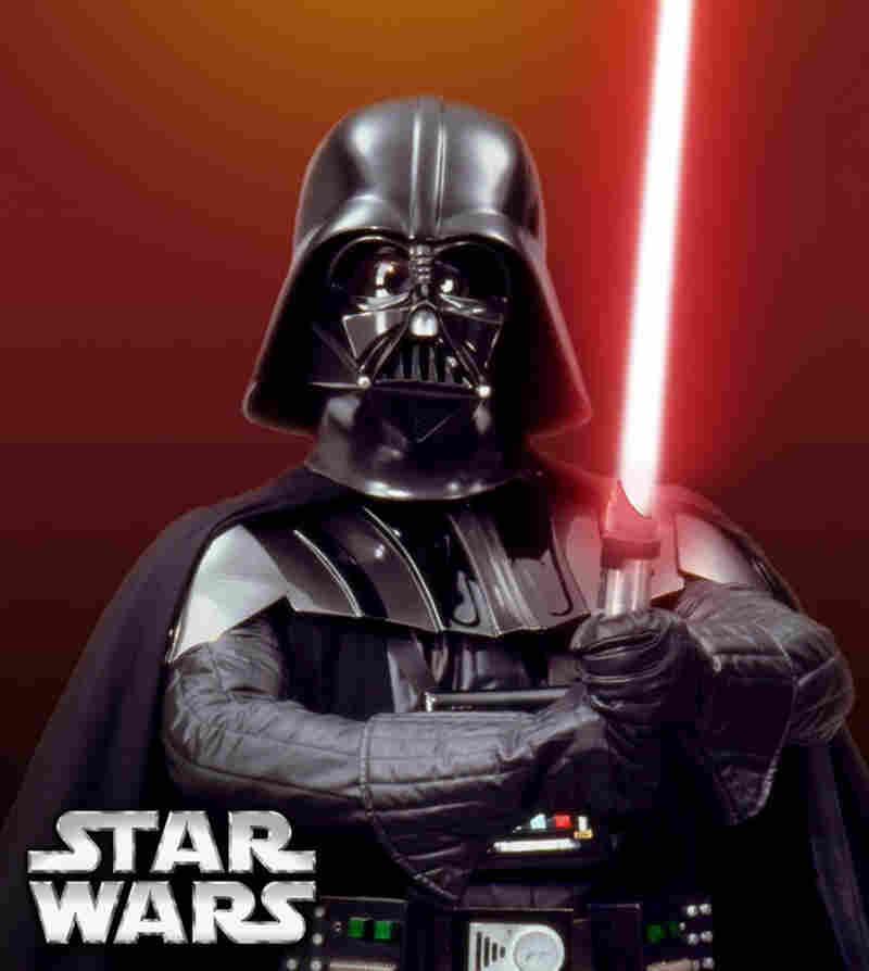 Darth Vader wallpaper.
