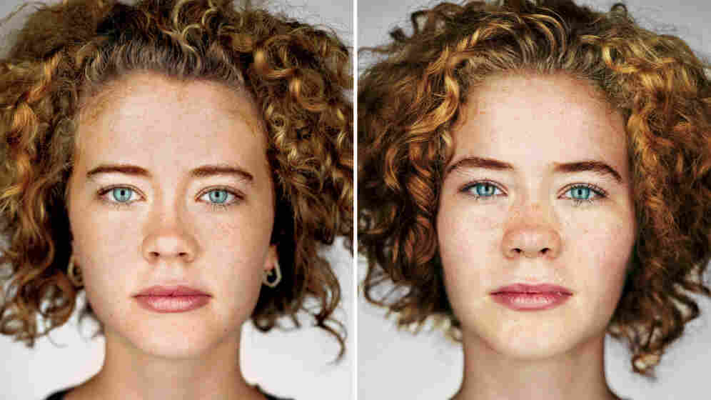 An image from January's National Geographic Magazine cover story on twins. The story's author explains how scientists are expanding the field of epigenetics with research on twins.