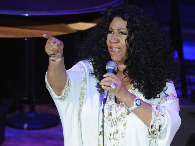 Will the Queen of Soul point the way to opera's next big talent?