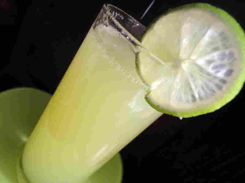 Skinny Vodkarita