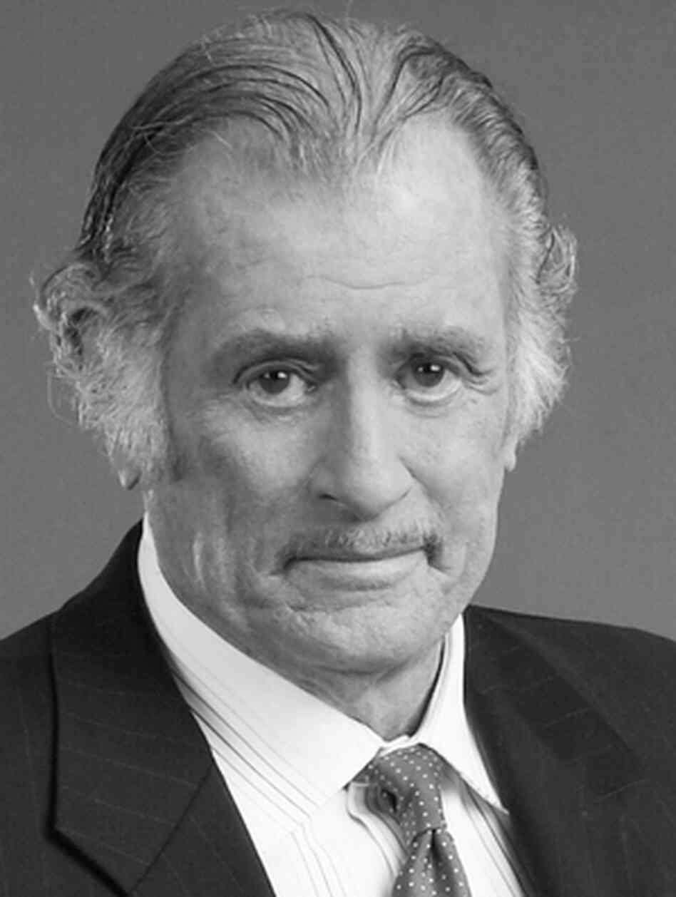 Weekly Morning Edition sports commentator Frank Deford.