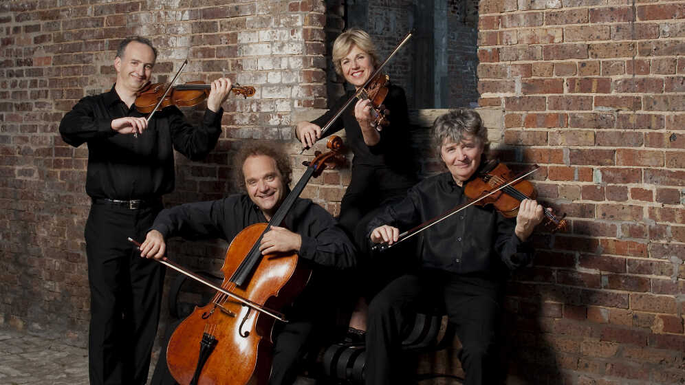 The Takacs Quartet's Haydn: Brilliant, But With A Bite