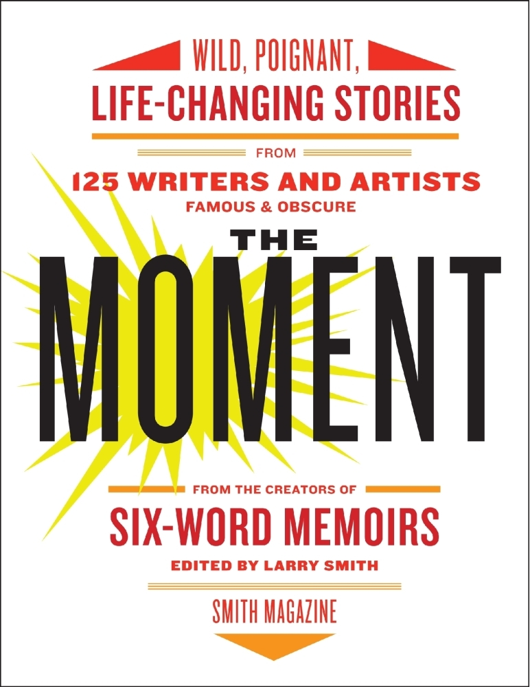 Cover of 'The Moment'