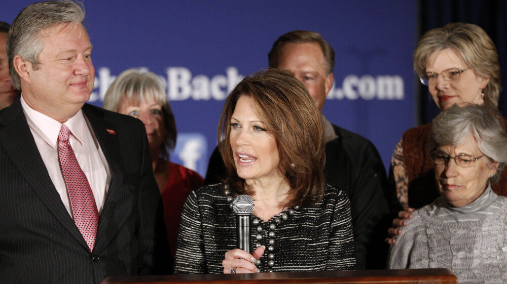Marcus And Michele Bachmann