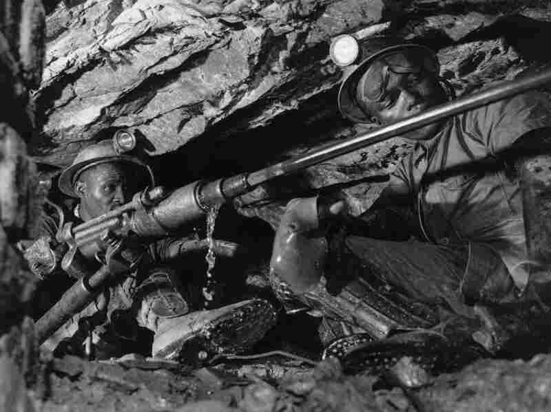 For decades, scientists have known that activities like mining, drilling and building dams can create earthquakes. As early as the 1960s, observers noted that deep-earth gold mining changed the stresses in rocks and caused earthquakes. Above, miners drill into the rock at the Sub Nigel East Gold Mine in Johannesburg in 1961, more than 6,000 feet below ground.