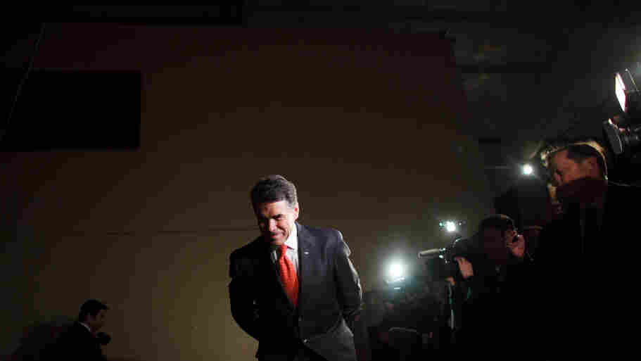 Perry Sees 'No Viable Path Forward': The Fall Of A Once Promising Front-Runner