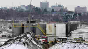 How Fracking Wastewater Is Tied To Quakes