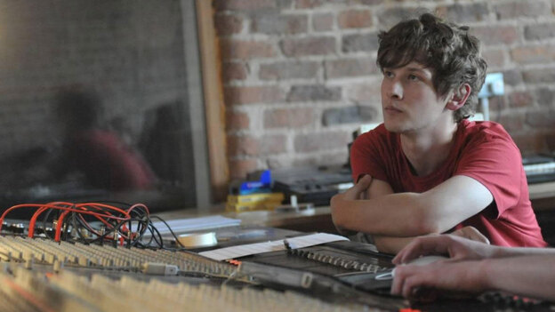 Bill Ryder-Jones' new album, If..., comes out Jan. 10. (Courtesy of the artist)