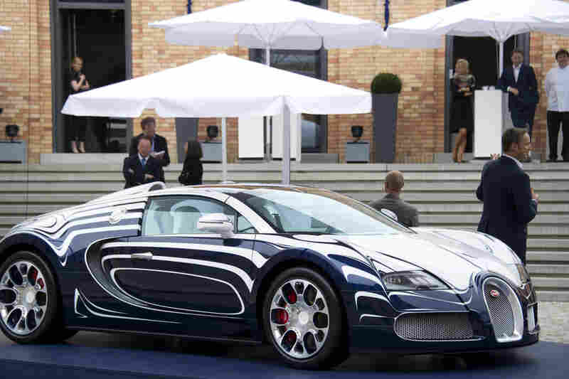 In 1998, Volkswagen acquired Bugatti, a premier racing car manufacturer founded in 1909 by the Italian-born Ettore Bugatti. Under VW, just one model has been made available — the Veyron 16.4, which sells for $1.7 million and can reach more than 250 mph. Only around 300 have been sold.