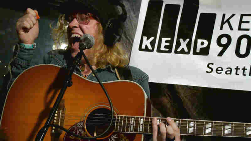 Allen Stone performs at KEXP.