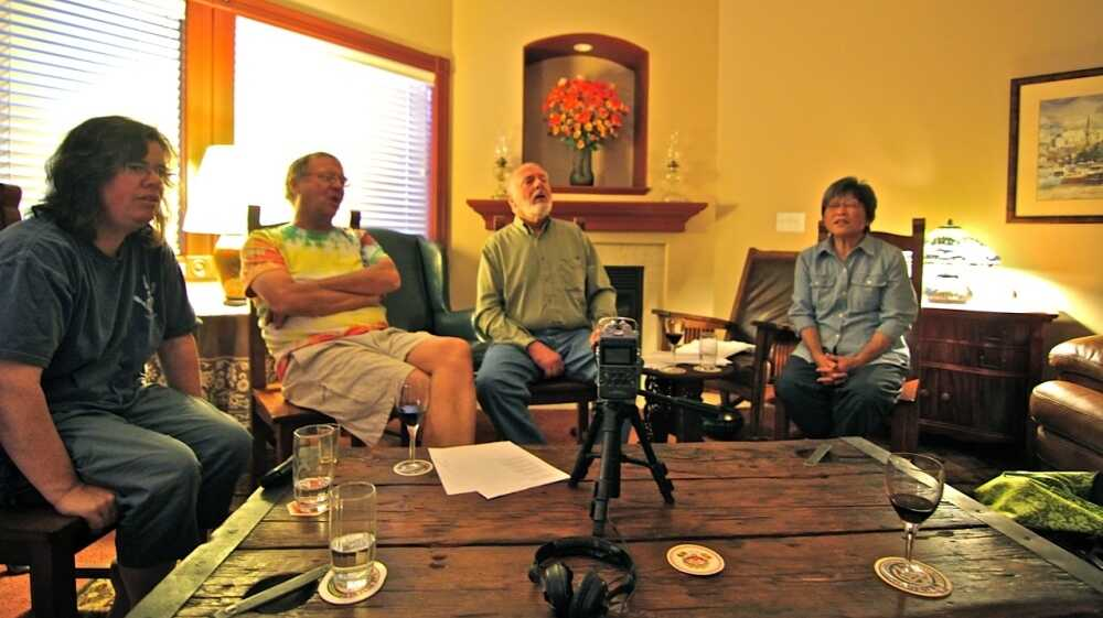 Group Singalongs Provide Comfort For A Livelihood Lost
