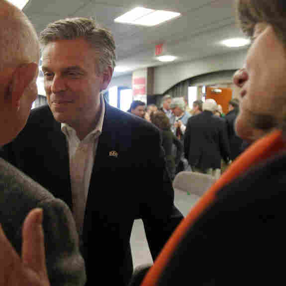 Not Officially Republicans, 'Undeclared' Voters Could Sway N.H. Race