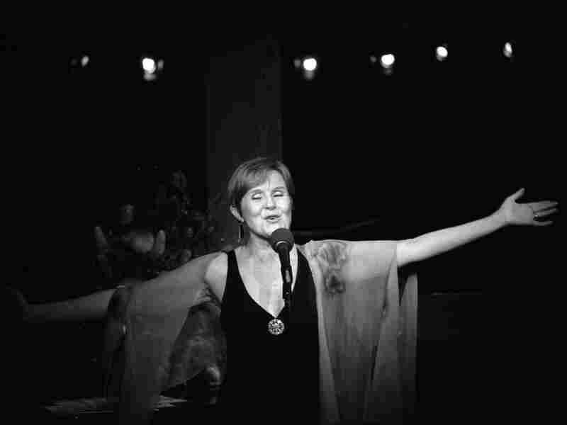 The pop-jazz singer Barbara Lea.