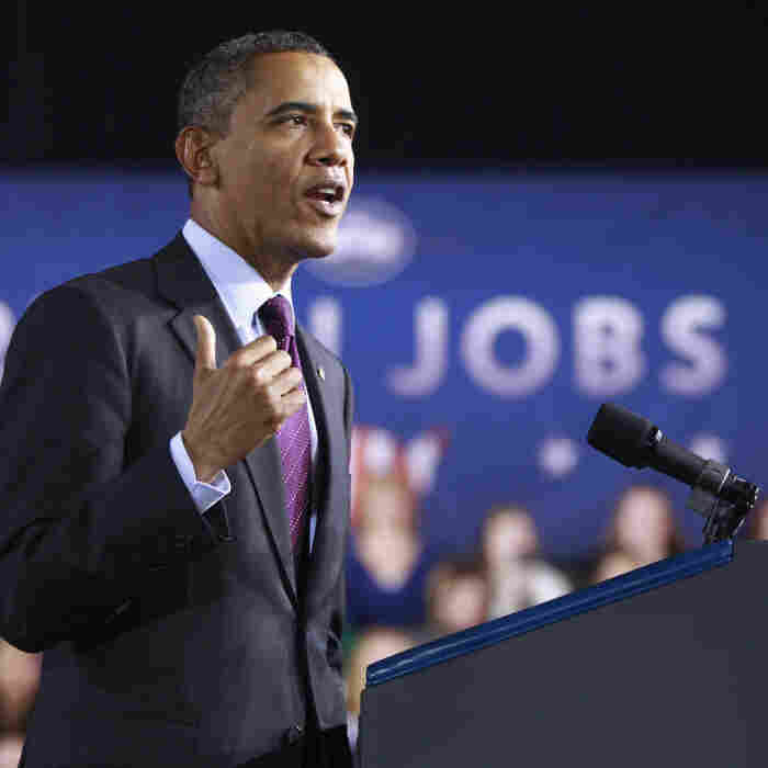 What Jobs Numbers Mean For Obama's Employment