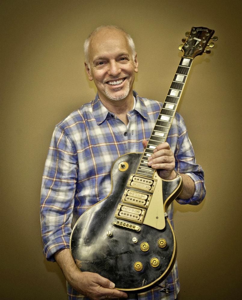 frampton 39 s dream guitar recovered decades later npr