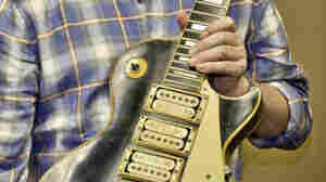 Frampton's Dream Guitar, Recovered Decades Later