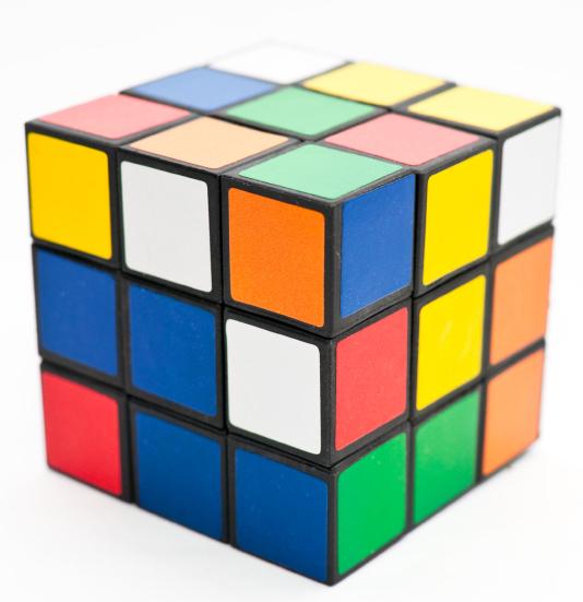 Rubik S Cube Challenge Gets A New Edge Npr