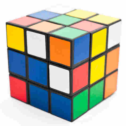Rubik's Cube Challenge Gets A New Edge