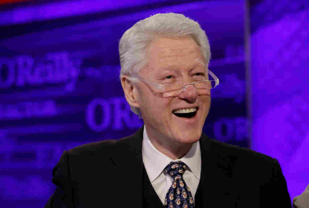 In recent years, former President Bill Clinton has turned it around, losing weight and forgoing meat and dairy.