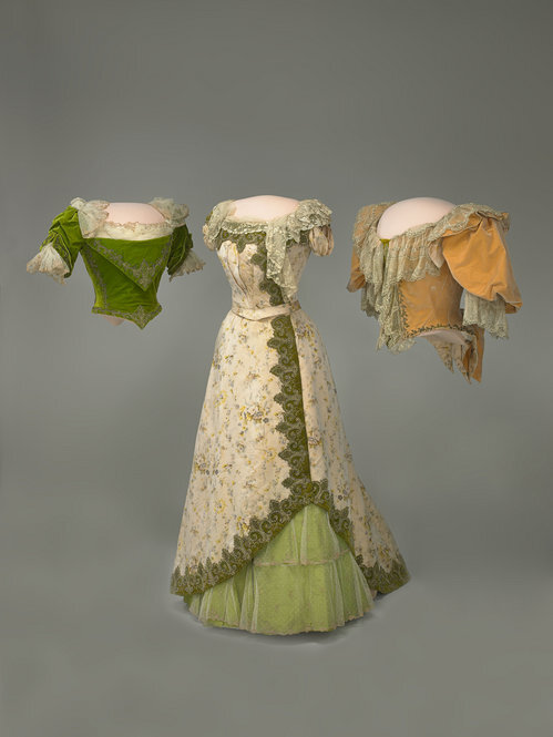 Dancing Through History With First Ladies\' Gowns : NPR