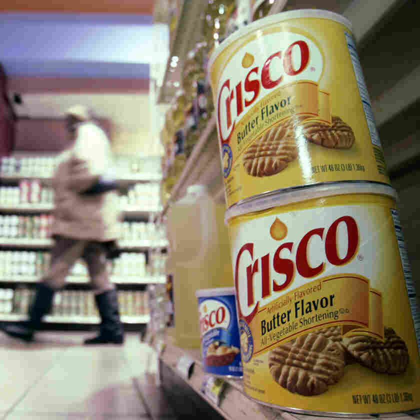 The Forgotten, Fascinating Saga Of Crisco